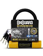 Zapięcie rowerowe OnGuard Bulldog Mini 8013 U-LOCK