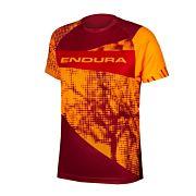 Koszulka dziecięca Endura MT500JR S/S T 7-8 lat
