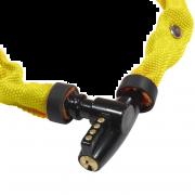 Zapięcie KEEPER 465 KC 4mm/65cm żółty