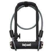 Zapięcie rowerowe ONGUARD PitBull DT X-SERIES 8005 U-LOCK