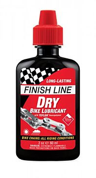 Finish line olej TEFLON PLUS teflonowy 60ml but.plastik