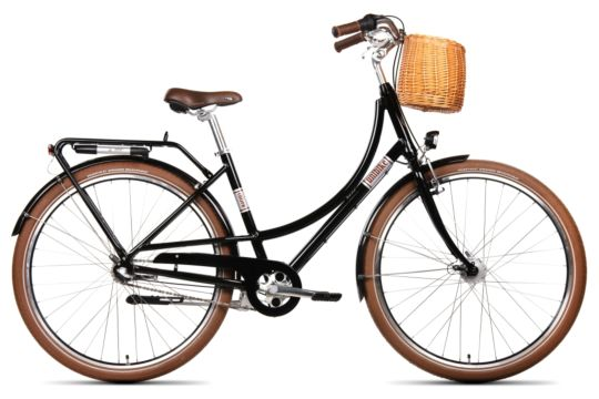 Rower miejski damski Unibike Citizen 3C 2019